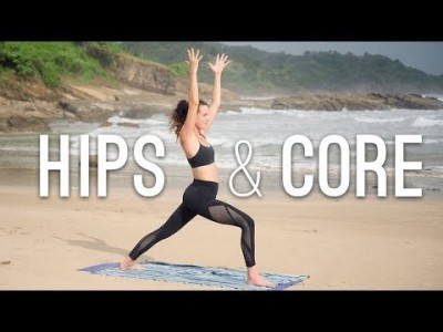 Yoga For Weight Loss - Hips and Core Vinyasa - Yoga With Adr…