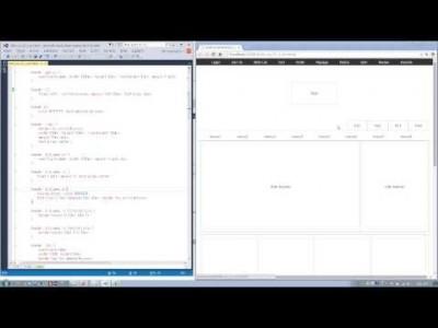 실전 HTML5 & CSS3 동영상 강좌 제 15강 웹페이지 실전-II