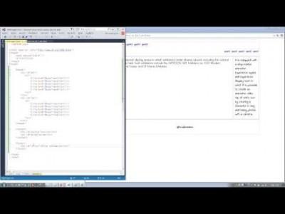 실전 HTML5 & CSS3 동영상 강좌 제 16강 웹페이지 실전-III