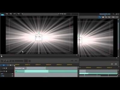 파워디렉터 강좌 17 편 - 디렉터존에서 효과 다운받기