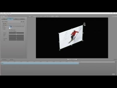 파워디렉터 강좌 53편 - 3D 이미지 만들고 편집하기