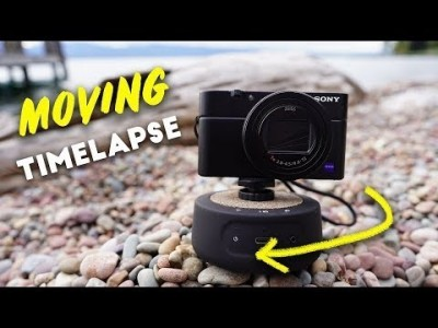Moving Timelapse Tutorial with Sony RX100 & Syrp Genie Mini …