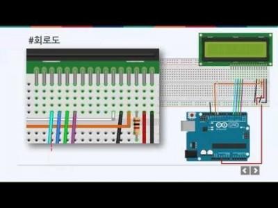프로세싱 - 키패드와 LCD 사용하기