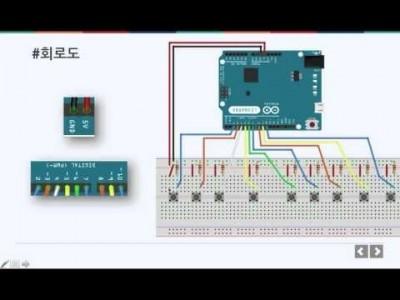 프로젝트 - 마인크래프트 조이스틱 만들기