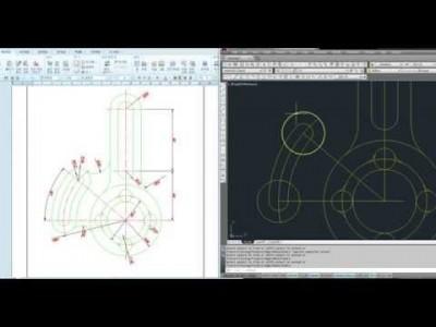 [AutoCAD 2D Basic 8강] 라운딩(Fillet),모따기(Chamfer)