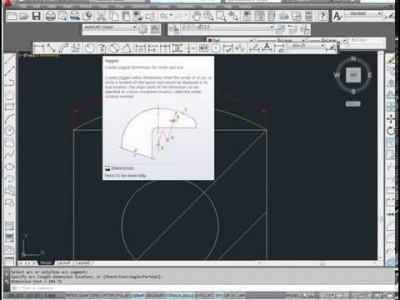 [AutoCAD 2D Basic 14강] 여러가지 치수기입방법(Dimension)