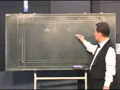 양귀문의 4구 당구강좌 05 입사각 반사각 계산법