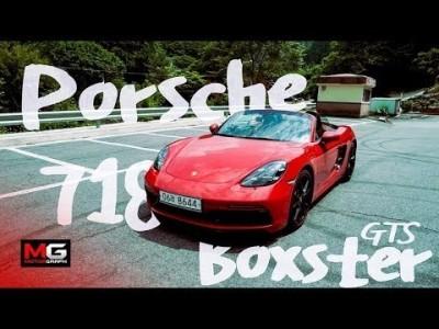 4기통 중 가장 비싼 가격! 포르쉐 718 박스터 GTS 시승기...그래도 가성비 최고(?) 스포츠카!