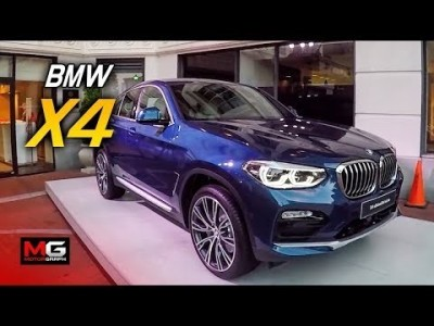 '제로백 4.9초 SUV' BMW 신형 X4 M40d 미국 현지 시승기...4년 만에 풀체인지된 이유는 …