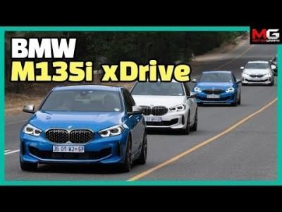 """""""300마력짜리 신형 1시리즈 타봤습니다.!"""" BMW M135i xDrive 시승기"""