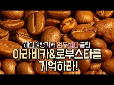 【커피TV】지금 먹는 커피, 다 똑같은 커피 같아?