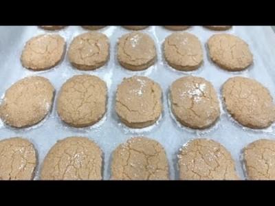 완전합격제과제빵김창석시연(다쿠와즈) 제과제빵기능사 실기