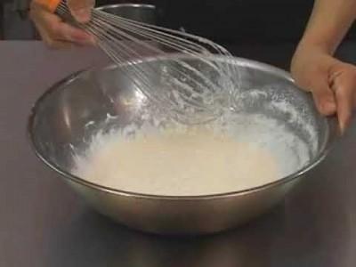 제빵 기능사 실기   19차시 제빵 더치빵