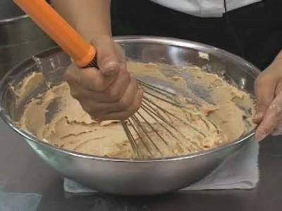 제빵 기능사 실기   10차시 제빵 소보로빵
