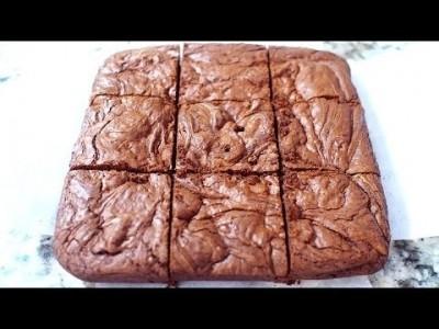 [Brownies] 간단 디저트 12 - 초콜릿 브라우니 만들기
