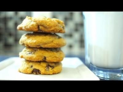 [Chocolatechip Cookies] 간단 디저트 11 - 초코칩 쿠키 만들기