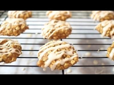 [Applesauce Oatemeal Cookies] 맛있는 디저트 6 - 간단 사과소스 오트밀 쿠키 만들기
