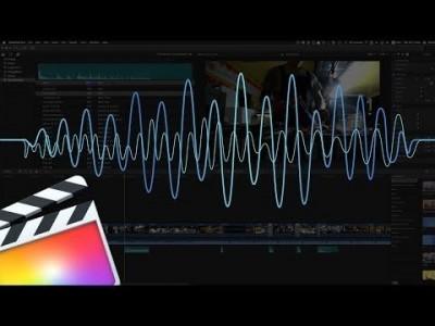 파이널컷 영상을 풍성하게 해주는 효과음 사용하기 | Sound Effects in Final Cut Pro …