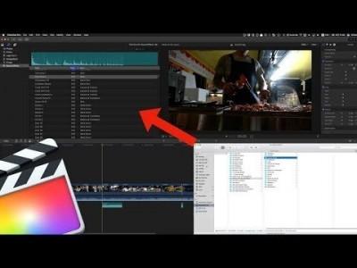 파이널컷 효과음 직접 폴더에 추가하기 | Final Cut Pro Custom Sound Effects