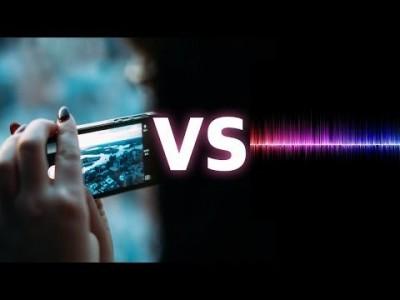 동영상에서 화면vs소리, 무엇이 더 중요할까?