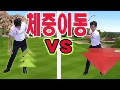 파워 골프 다운스윙 - 지면을 박 차다! VS 지면에 파묻는다! ㅣ 김현우프로 ㅣ THE CORRECT DO…