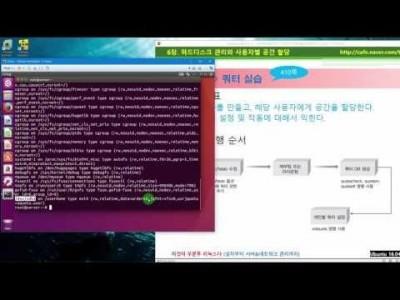 》 이것이 우분투 리눅스다 06장 08교시 : 사용자별 공간 할당 - 쿼터