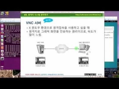 》 이것이 우분투 리눅스다 08장 02교시 : SSH 서버 구축, VNC 서버 구축