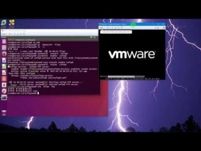 》 이것이 우분투 리눅스다 13장 01교시 : vsFTPD 서버 구축, ProFTPD 서버 구축
