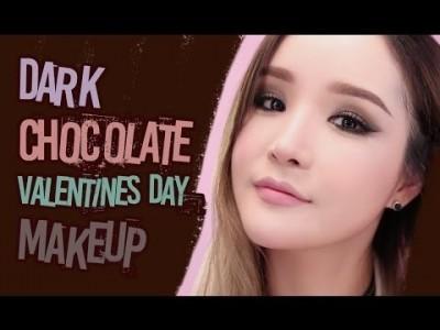 TUTORIAL : 다크 초콜렛 발렌타인데이 메이크업