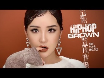 ENG/VIET SUB 힙합 브라운 메이크업 l Hip Hop Brown Makeup l LAMUQE