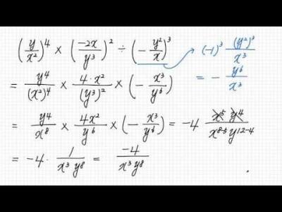 다항식의 덧셈, 뺄셈 그리고 곱셈