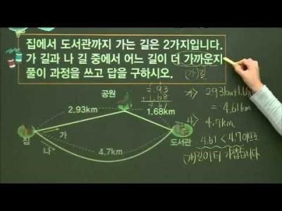 초등 수학 개념잡기 - 09강 소수의 덧셈과 뺄셈의 원리    _#002