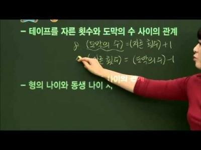 초등 수학 개념잡기 - 24강 문제 해결의 여러가지 방법 찾기2  _#004