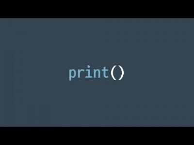 #5 출력하기: print() | 파이썬 강좌 코딩 기초 강의 Python | 김왼손의 왼손코딩