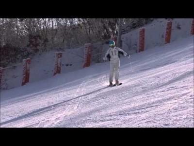 Ski  Full ver. 곤지암리조트 스키동영상 풀버전 (프르그화렌 - 프르그보겐 - 슈템턴후반/전반 - …