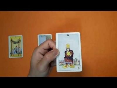 타로카드 마이너카드 스캔하기 5편(포카드모음편)