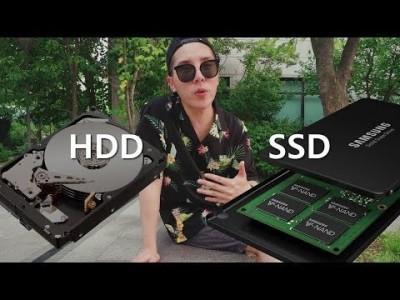 꼭 알아야 할 SSD vs HDD 상식