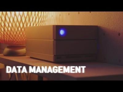 크리에이터를 위한 데이터 관리 및 백업 (영상파일 관리법)