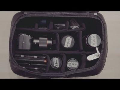 비디오아티스트의 촬영가방에는 뭐가 들어있을까?