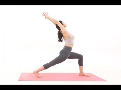 황아영의 [처음만나는 요가] 몸의 균형감을 찾는 하이런지 자세