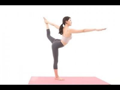 황아영의 [처음만나는 요가] 몸의 균형감을 찾는 선 활 자세